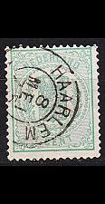 Buy NIEDERLANDE NETHERLANDS [1869] MiNr 0015 B ( O/used )
