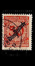 Buy GERMANY REICH Dienst [1923] MiNr 0103 ( O/used )
