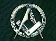 Buy Masonic Vintage Brass Freemason Master Mason Door Knocker Square Compass