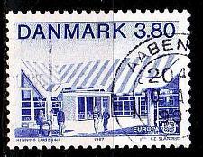 Buy DÄNEMARK DANMARK [1987] MiNr 0896 ( O/used ) CEPT