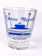 "Buy Space Needle Seattle USA 2.25"" Collectible Shot Glass"
