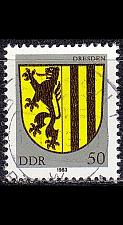 Buy GERMANY DDR [1983] MiNr 2819 ( OO/used ) Wappen