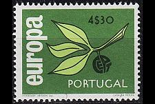 Buy PORTUGAL [1965] MiNr 0992 ( **/mnh ) CEPT