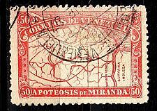 Buy VENEZUELA [1896] MiNr 0051 ( O/used )