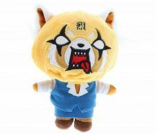 "Buy New Kidrobot Aggretsuko Plush Reversible 5.75""Hx 2.75""L x5""W Sanrio Hello Kitty"
