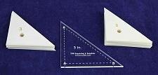 """Buy Mylar 3"""" Right Triangle 51 Piece Set"""