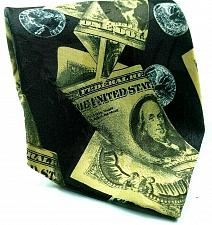 Buy Money Currency Bills Coins Ben Franklin George Washington Novelty Tie
