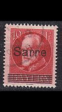 Buy GERMANY Saar [1920] MiNr 0019 ( O/used )