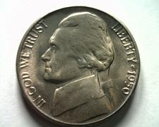 Buy 1950-D JEFFERSON NICKEL GEM UNCIRCULATED GEM UNC. NICE ORIGINAL COIN BOBS COINS