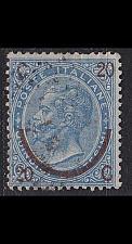 Buy ITALIEN ITALY [1865] MiNr 0025 III ( O/used )