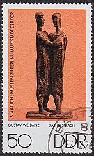 Buy GERMANY DDR [1976] MiNr 2145 ( OO/used ) Kunst