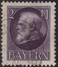 Buy GERMANY Bayern Bavaria [1914] MiNr 0105 I ( O/used ) [01]