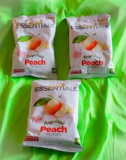 Buy Fresh Essentials Snacks Peach Wedges 1.oz 3 COUNT FACTORY SEALED