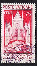 Buy VATIKAN VATICAN [1936] MiNr 0055 ( O/used ) [01]