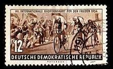 Buy GERMANY DDR [1954] MiNr 0426 ( OO/used ) Sport