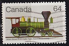 Buy KANADA CANADA [1983] MiNr 0896 ( O/used ) Eisenbahn