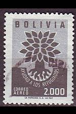 Buy BOLIVIEN BOLIVIA [1960] MiNr 0615 ( O/used )