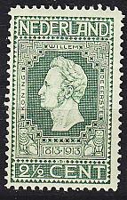 Buy NIEDERLANDE NETHERLANDS [1913] MiNr 0081 B ( */mh )