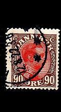 Buy DÄNEMARK DANMARK [1918] MiNr 0108 ( O/used )