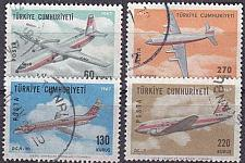 Buy TÜRKEI TURKEY [1967] MiNr 2046 ex ( O/used ) [01] Flugzeuge