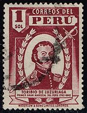Buy Peru **U-Pick** Stamp Stop Box #158 Item 56 |USS158-56