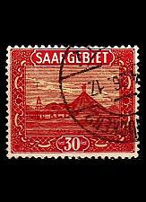 Buy GERMANY Saar [1922] MiNr 0090 ( O/used )