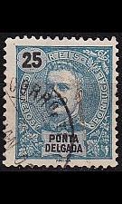 Buy PORTUGAL [PontaDelgada] MiNr 0005 xA ( O/used )