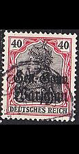 Buy GERMANY REICH Besetzung [Polen] MiNr 0015 b ( O/used ) [01]