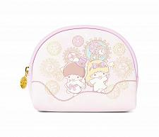 Buy New Hello Kitty Little Twin Stars Victorian Art Makeup Bag Free Shipping