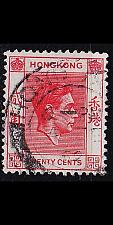 Buy HONGKONG HONG KONG [1938] MiNr 0154 ( O/used )
