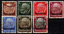 Buy GERMANY REICH Besetzung [Lothringen] MiNr 0001 ex ( O/used ) [04]