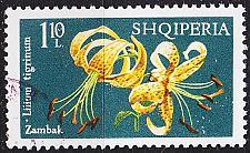 Buy ALBANIEN ALBANIA [1970] MiNr 1409 ( O/used ) Pflanzen