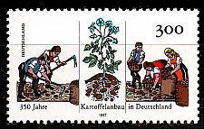 Buy GERMANY BUND [1997] MiNr 1946 ( **/mnh ) Pflanzen