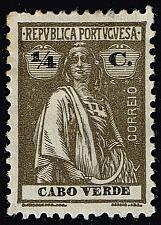 Buy Cape Verde #173 Ceres; Unused (2Stars) |CPV0173-05XRS