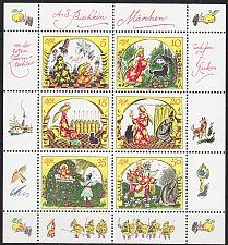 Buy GERMANY DDR [1984] MiNr 2914-19 KB ( **/mnh ) Märchen