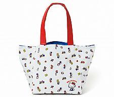Buy New Sanrio Hello Kitty 45th Anniversary Limited Tote Bag White Sanrio NEW