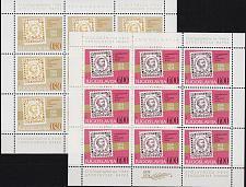 Buy JUGOSLAVIA [1974] MiNr 1549-50 Kleinbogen ( **/mnh ) Briefmarken