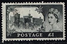 Buy Great Britain #374 Edinburgh Castle & QE2; Used (6.00) (1Stars)  GBR0374-01