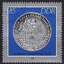 Buy GERMANY DDR [1986] MiNr 3043 ( OO/used ) Münzen