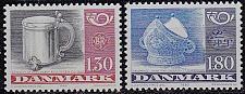 Buy DÄNEMARK DANMARK [1980] MiNr 0708-09 ( **/mnh )