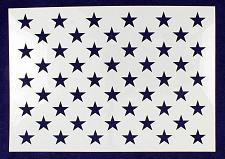 "Buy 50 Star Field Stencil 14 Mil -G-Spec 18.70"" - Painting /Crafts/ Templates"