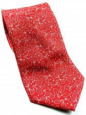 Buy Christmas Holly All Over Print Novelty Necktie