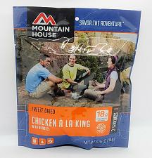 Buy Mountain House Freeze Dried Food CHICKEN ALA KING 3 SERVINGS 6.35 OZ New Sealed