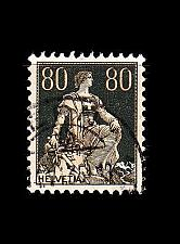 Buy SCHWEIZ SWITZERLAND [1917] MiNr 0141 z ( O/used )