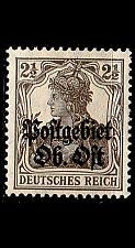 Buy GERMANY REICH Besetzung [OberOst] MiNr 0001 b ( **/mnh )