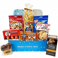 Buy NEW!!! Mickey Mouse snack Box crate Fan set gift Free Shipping