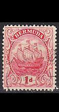 Buy BERMUDA [1922] MiNr 0071 ii ( O/used )
