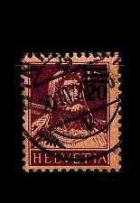 Buy SCHWEIZ SWITZERLAND [1921] MiNr 0160 a ( O/used )