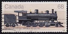 Buy KANADA CANADA [1985] MiNr 0983 ( O/used ) Eisenbahn sehr sauber