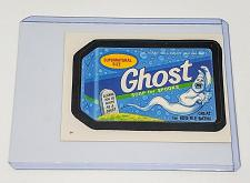 Buy VINTAGE 1986 Topps Wacky Packages Ghost Soap #54 NMNT
